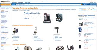 Amazon acaba de abrir su tienda online en España