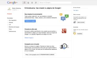 Retelur Marketing en Google+