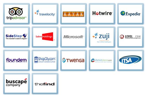 FairSearch: listado de empresas