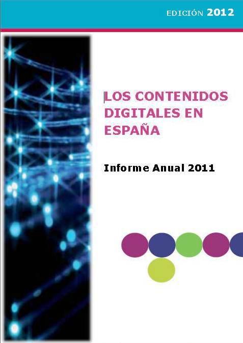 Contenidos digitales España 2012 informe 1