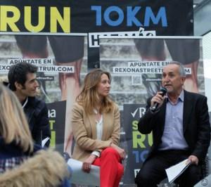 Presentación Rexona Street Run 1