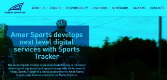 Amersports buys sportstracker to reinforce Suunto note amersports (3)