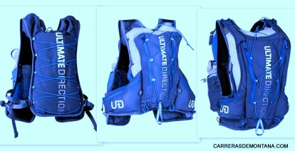 Mochilas trail running ultimate direction