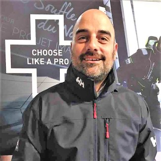 Oriol Mercadal Country Sales Manager HH España desde OCT 2017